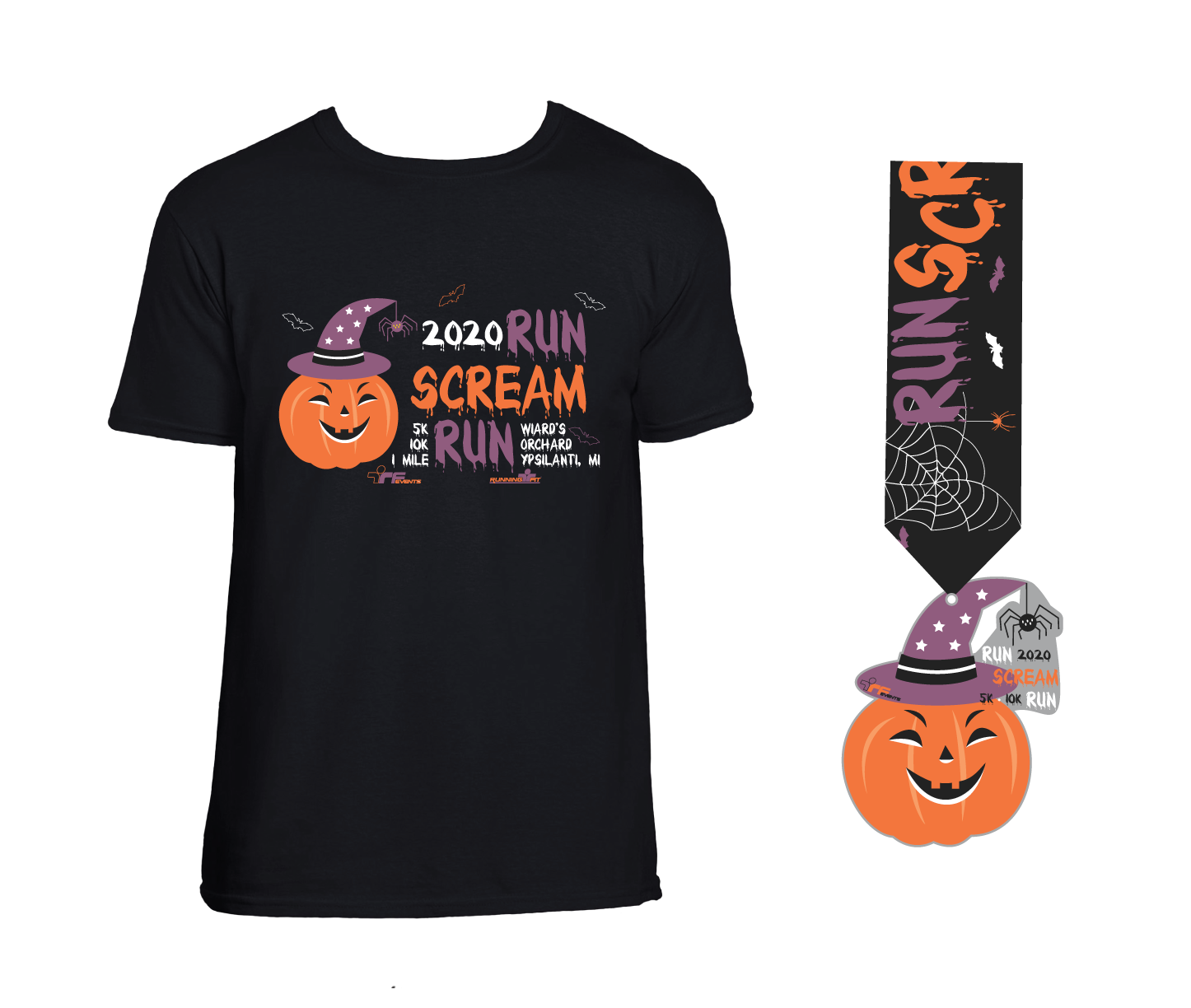 19 RunScream shirtmedal forweb 02